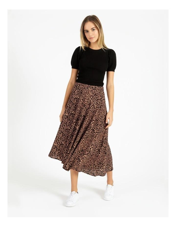 Asymmetrical Midi Skirt image 4