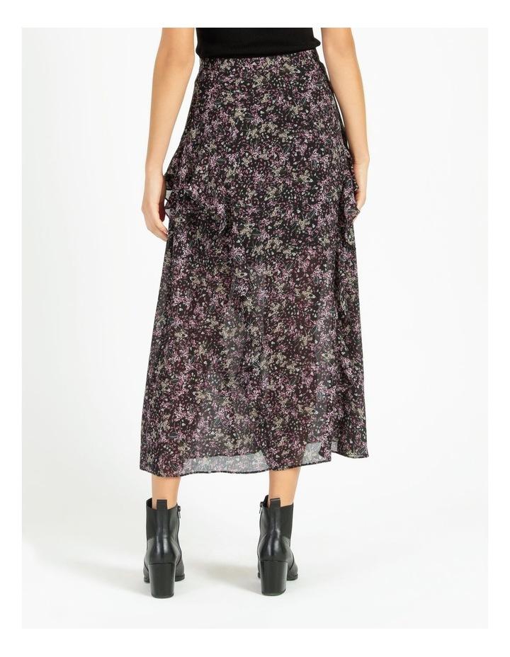 Soft Frill Midi Skirt image 3