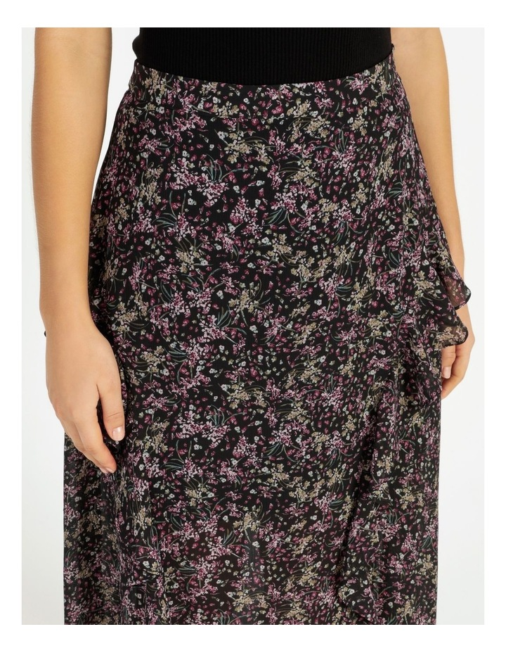 Soft Frill Midi Skirt image 6