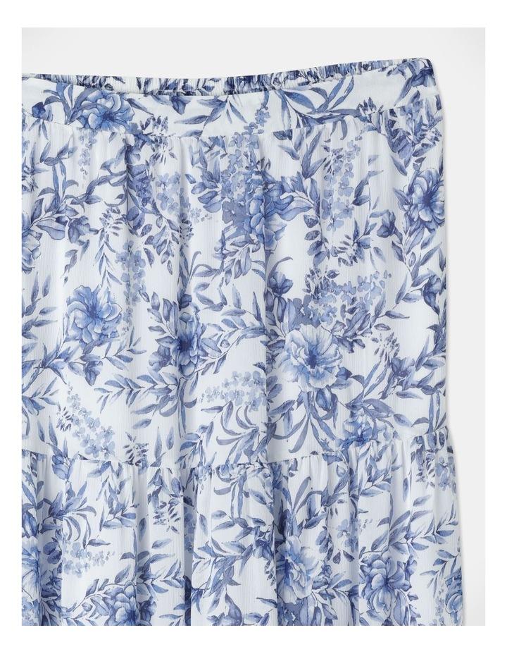 Soft Tiered Midi Skirt image 2