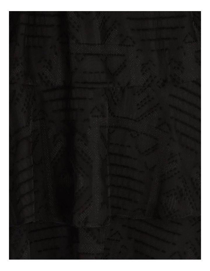 Aztec Jacquard Mini Dress image 5