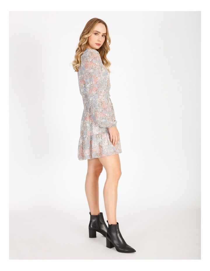 Blouson Sleeve Mini Dress image 2