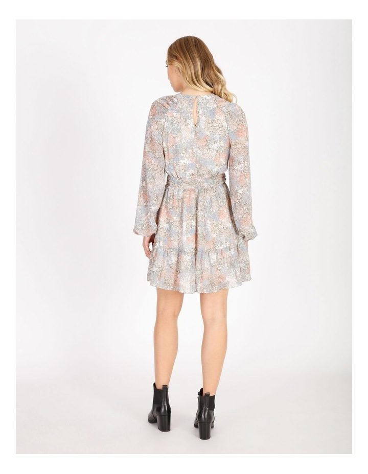 Blouson Sleeve Mini Dress image 3