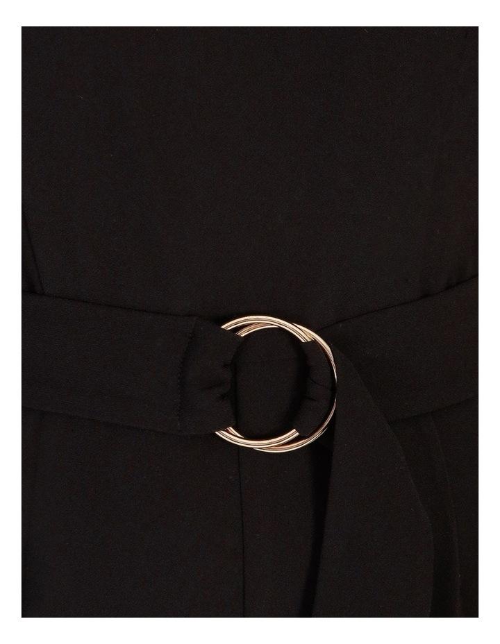 Wide Leg Belt Detail Jumpsuit image 5