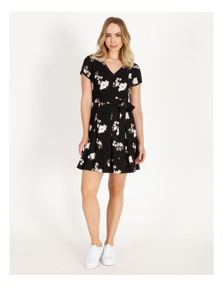 Fit And Flare Dress image 1