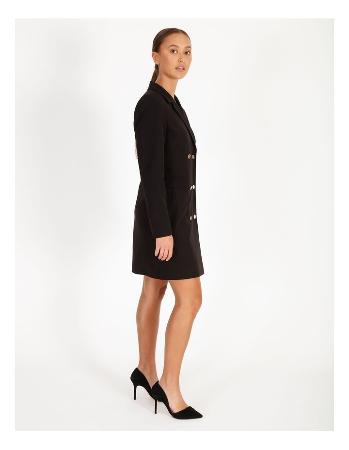 Double-Breasted Blazer Dress image 2