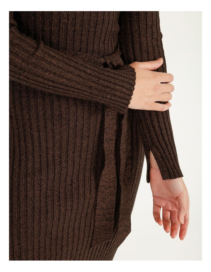 Roll Neck Knit Dress image 6