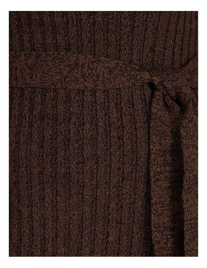 Roll Neck Knit Dress image 7