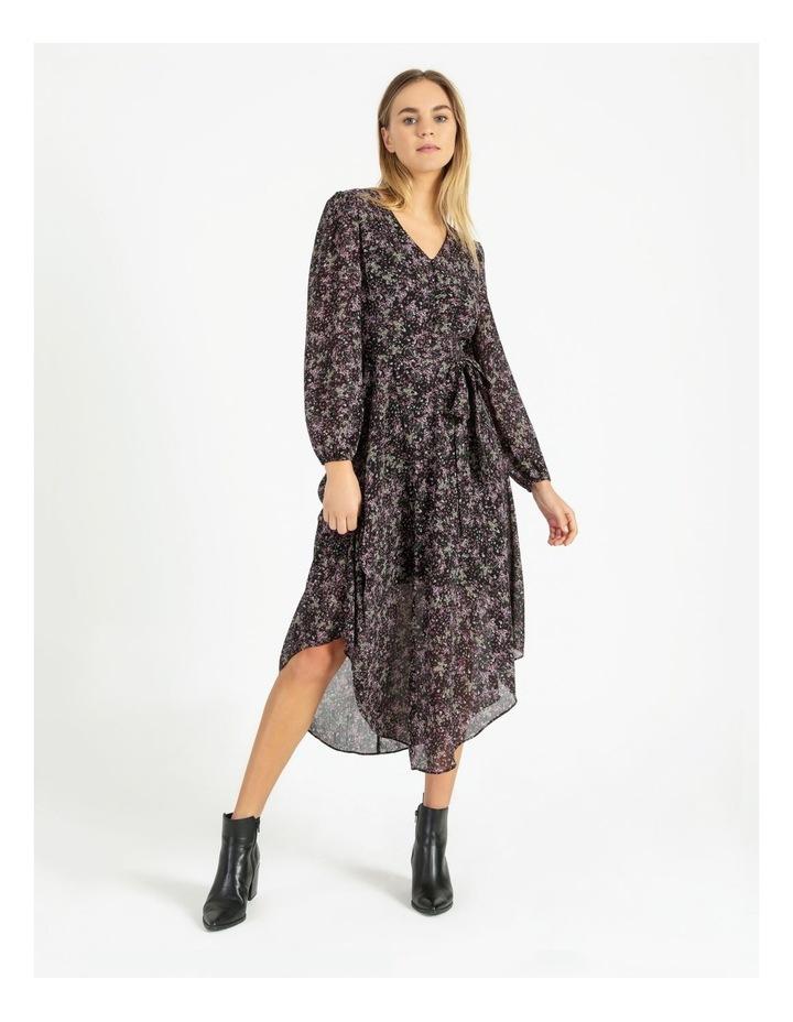Hi Low Soft Midi Dress image 1
