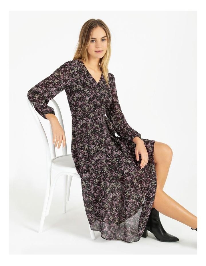 Hi Low Soft Midi Dress image 2
