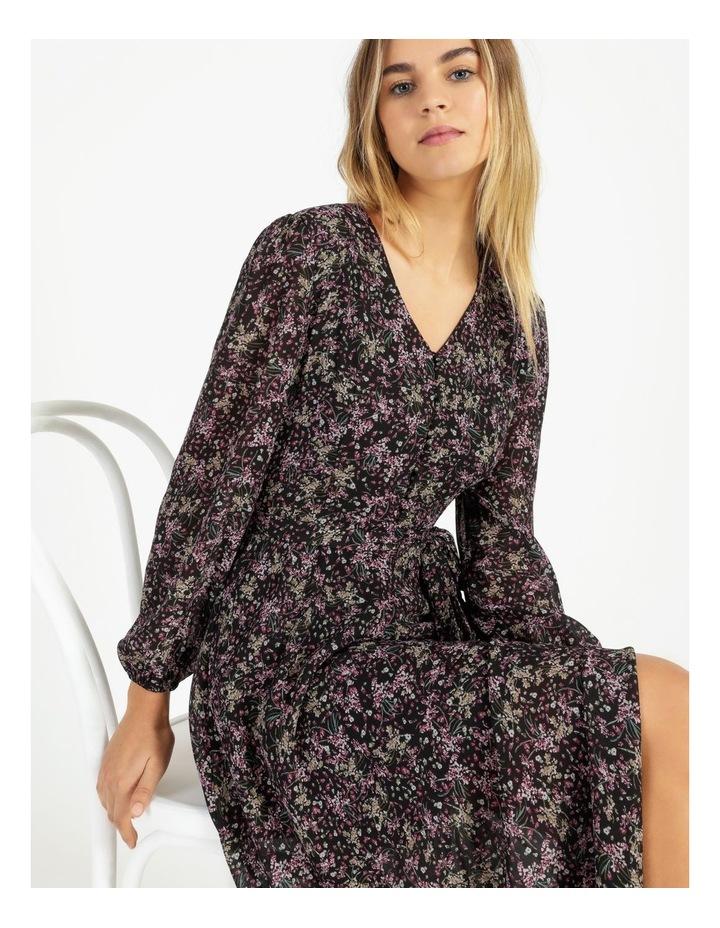Hi Low Soft Midi Dress image 6