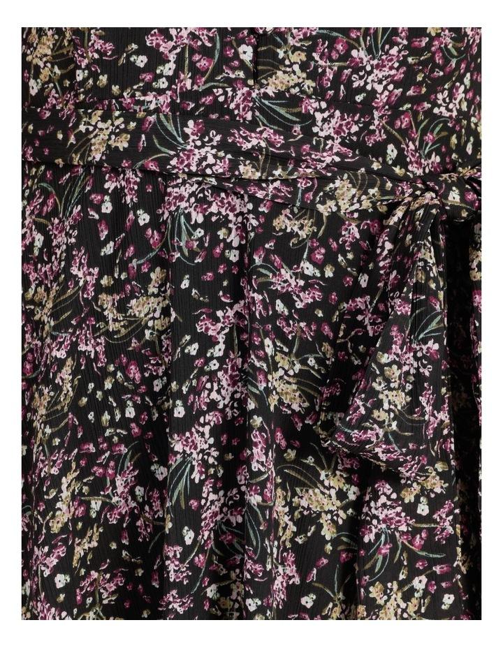 Hi Low Soft Midi Dress image 7