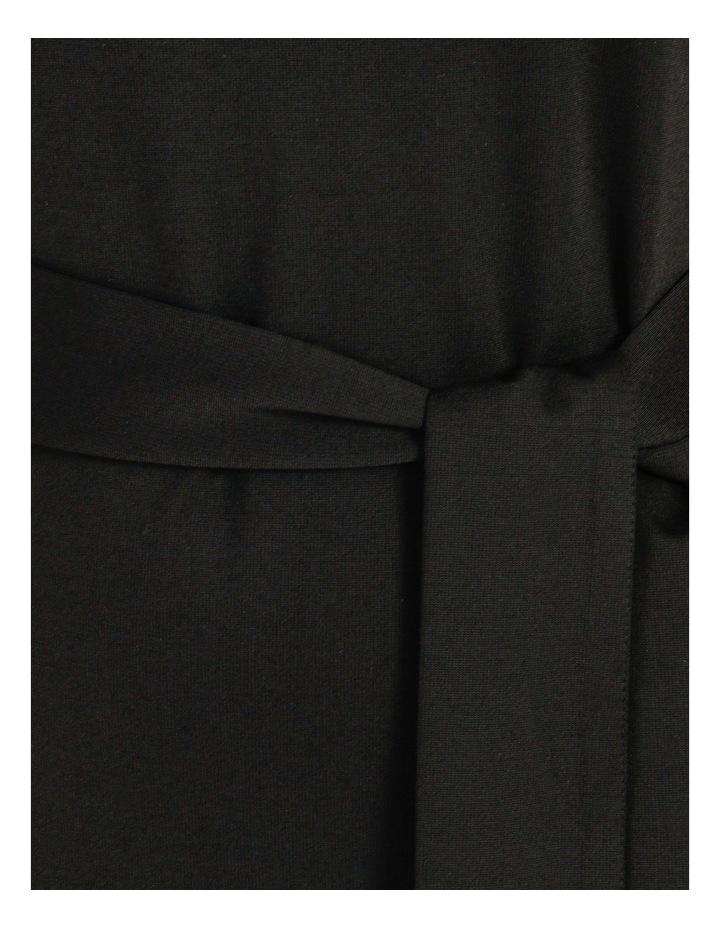 Square Neck Ponte Midi Dress image 5