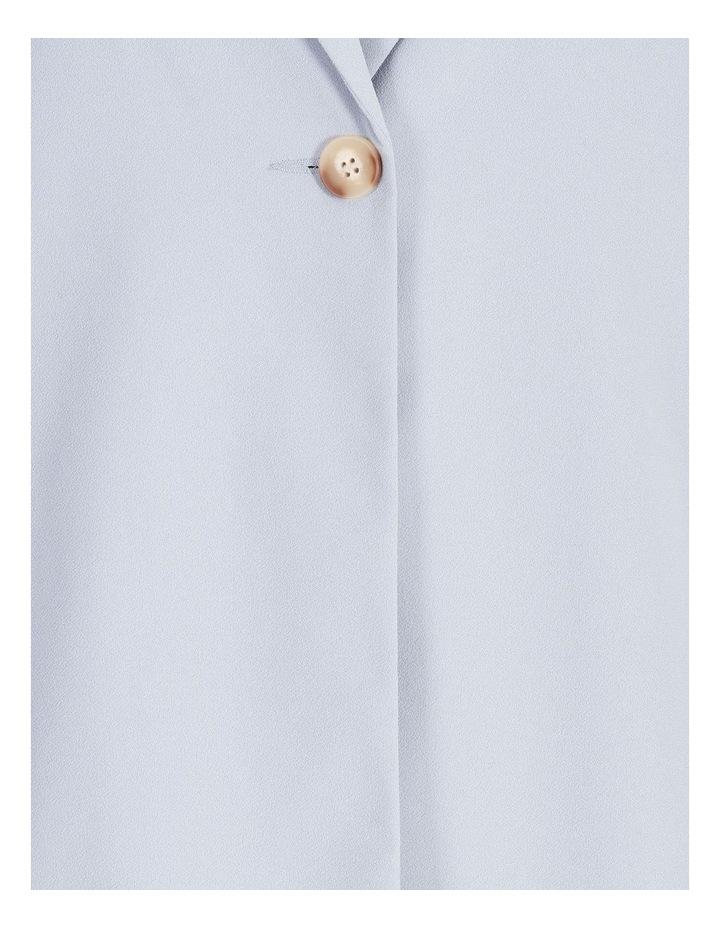 Petite Longline Sleeveless Crepe Vest image 5