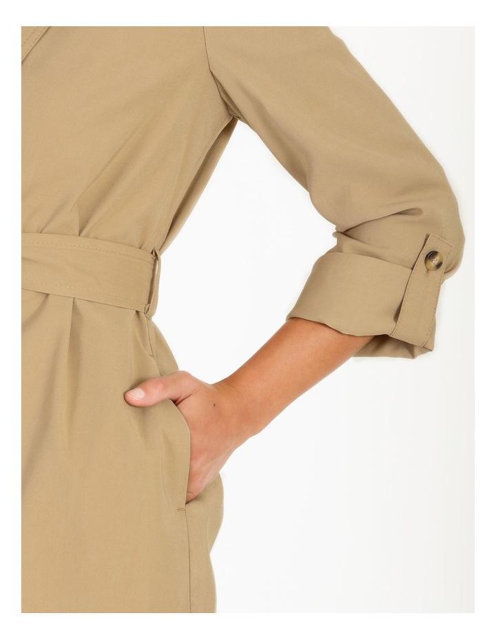Petite Soft Wrap Jacket With Tie image 5