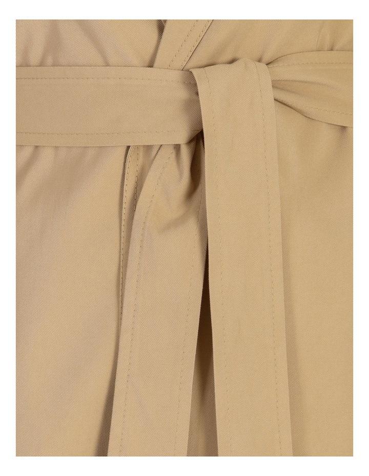 Petite Soft Wrap Jacket With Tie image 6