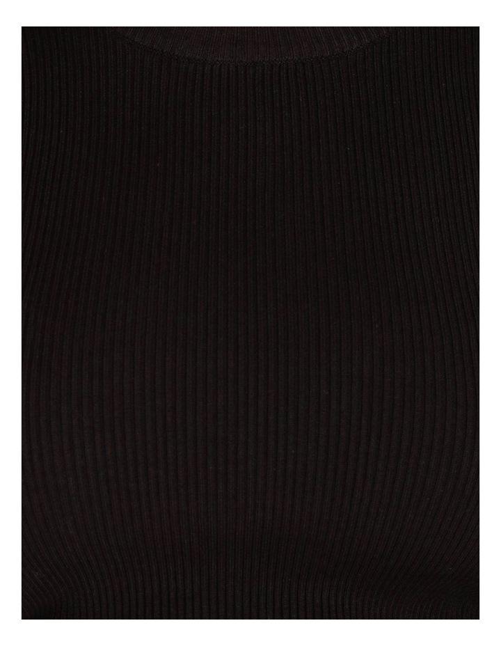 Petite Long-Sleeve Rib-Knit Top image 5