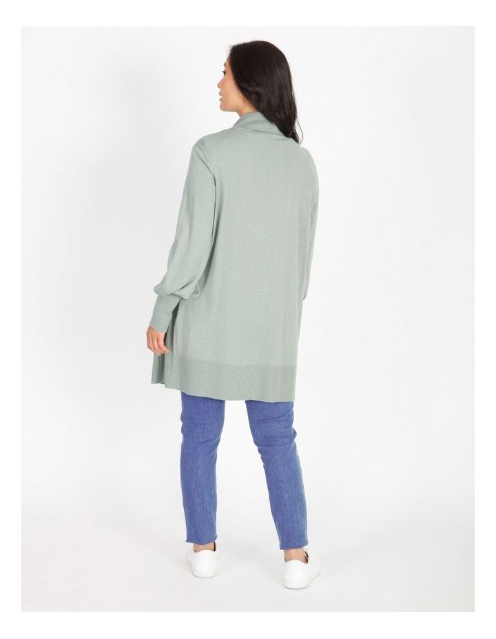 Petite Blouson Sleeve Cardigan image 3