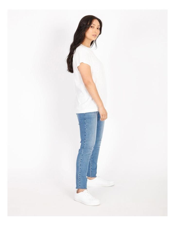 Petite Diamante Short-Sleeve T-Shirt image 2