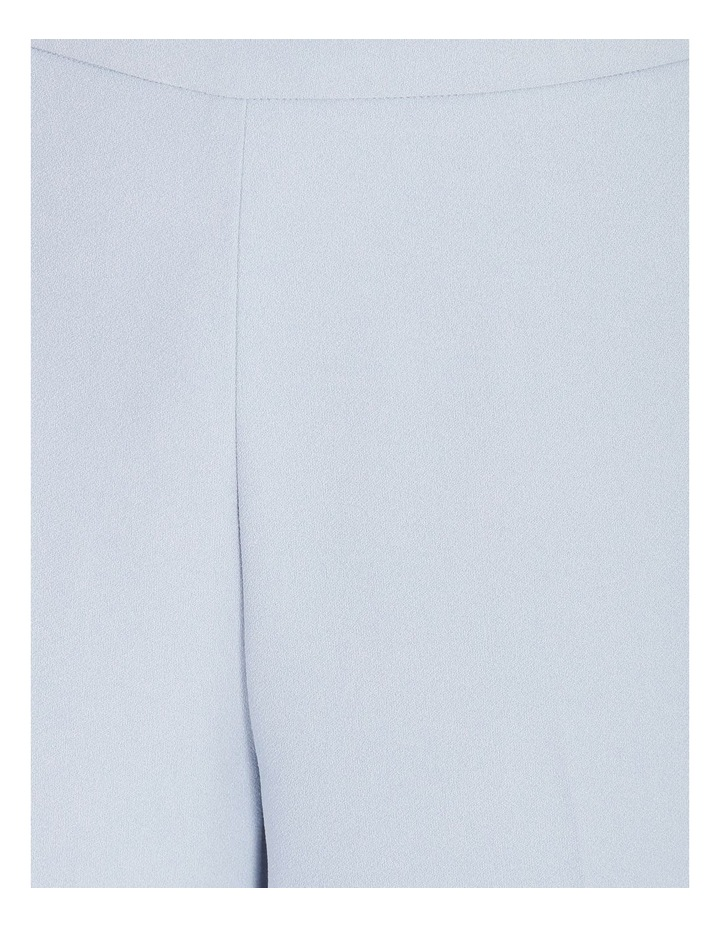 Petite Soft Elasticated Tapered Crepe Pants image 5