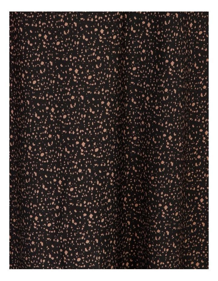 Petite Satin Midi Skirt image 5
