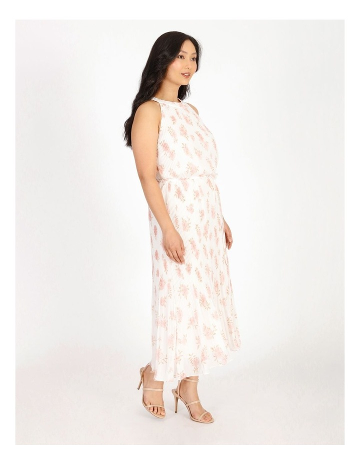 Petite Halter Midi Dress image 2