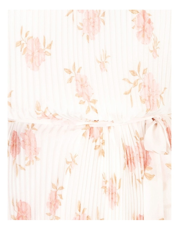 Petite Halter Midi Dress image 5