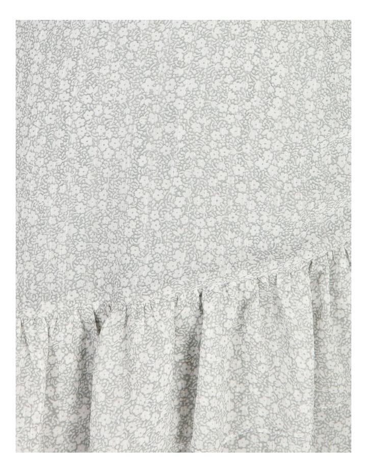 Petite Ruffle Wrap Mini Dress image 6