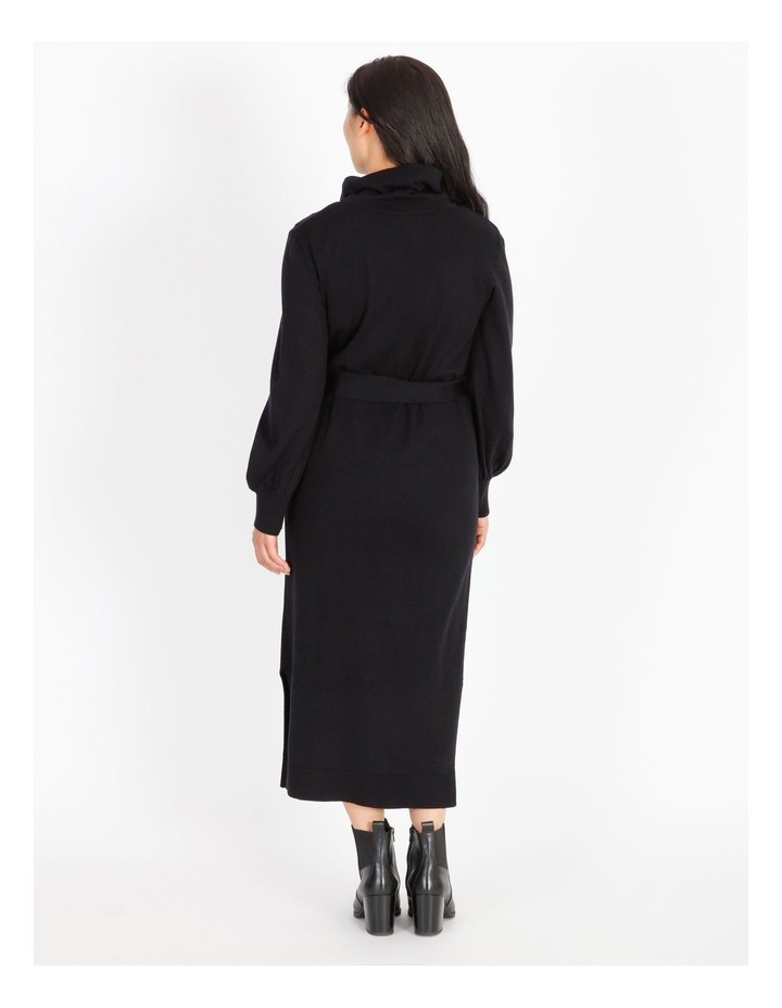 Petite Wool-Blend Knit Dress image 3