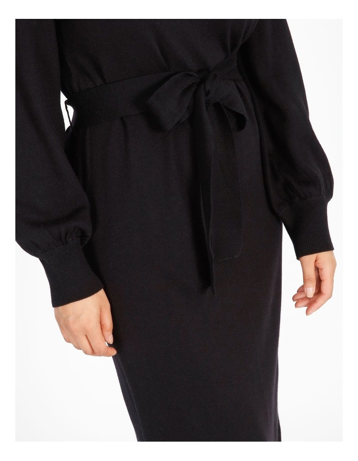 Petite Wool-Blend Knit Dress image 5