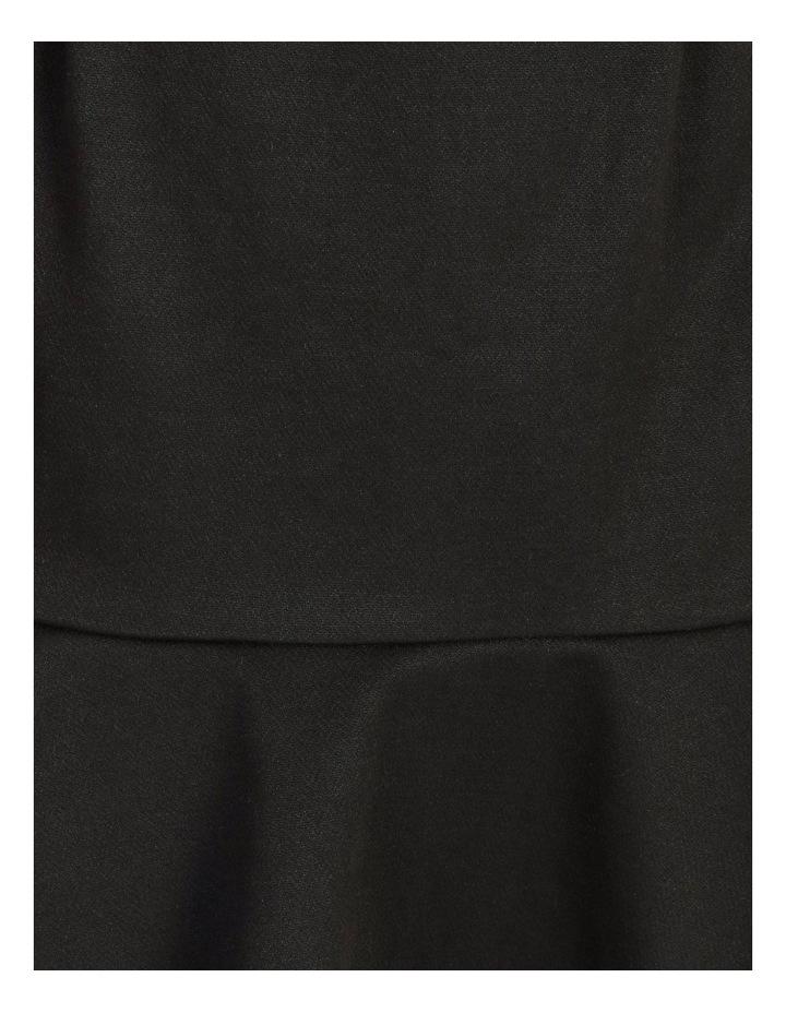 Petite Fit & Flare Mini Dress image 6