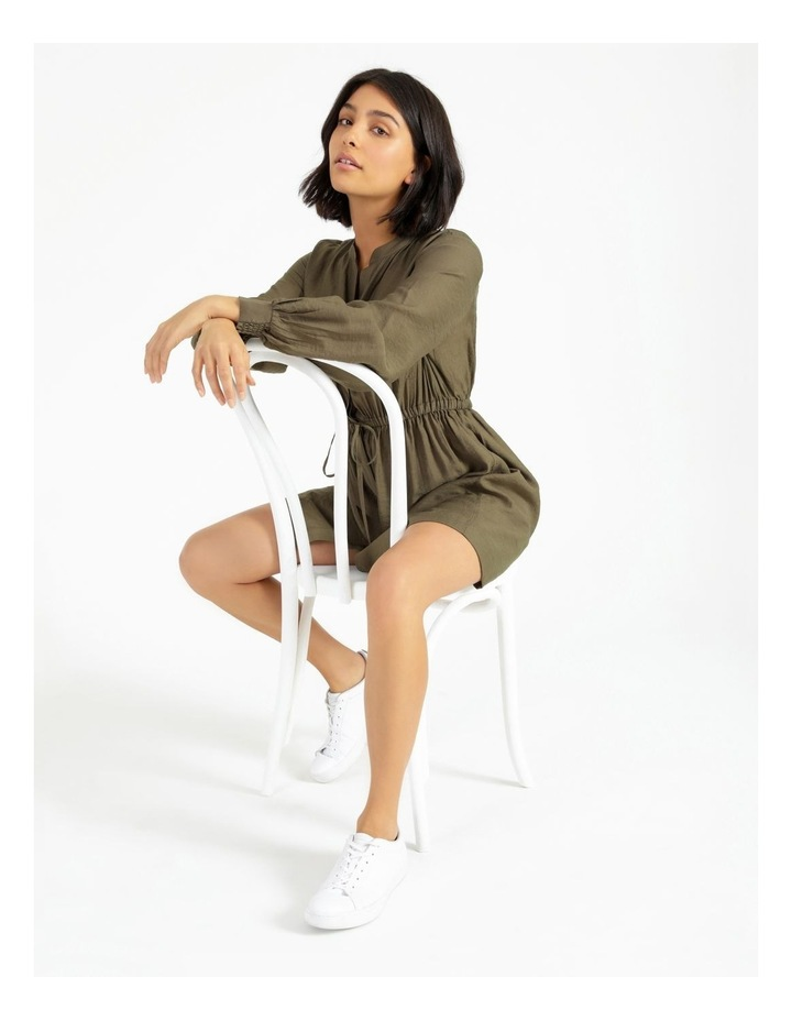 Utility Mini Shirt Dress image 2