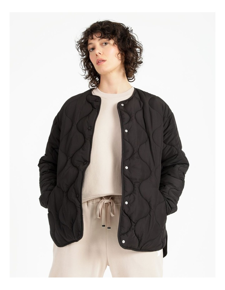 Recycled Quilted Puffer Jacket image 1