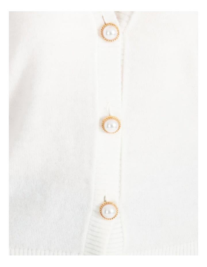 Blouson Sleeve Cardigan image 7