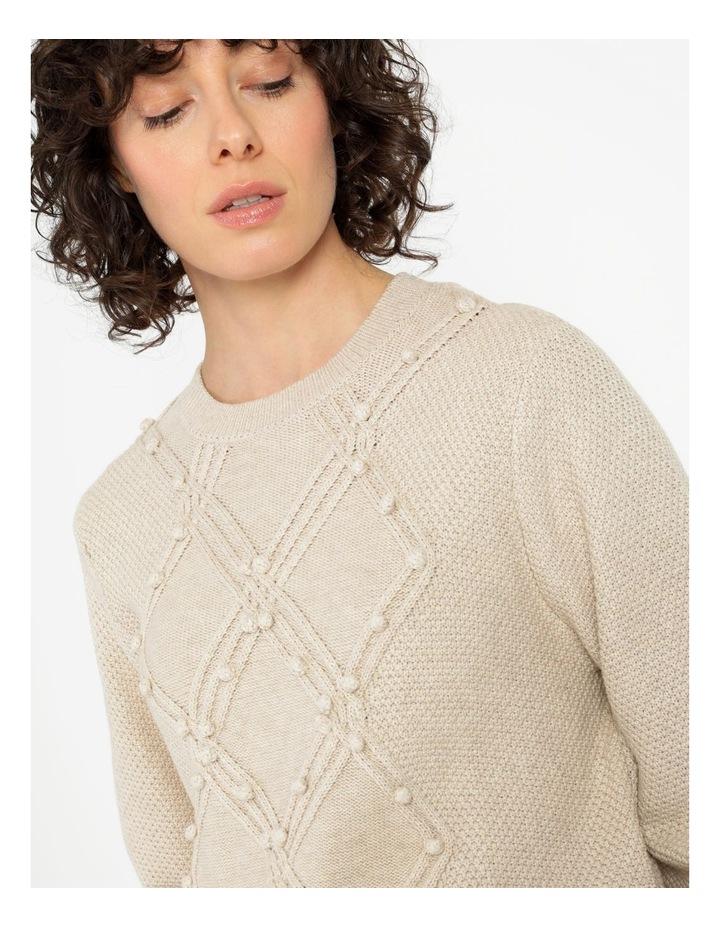 Bobble Knitted Jumper image 6