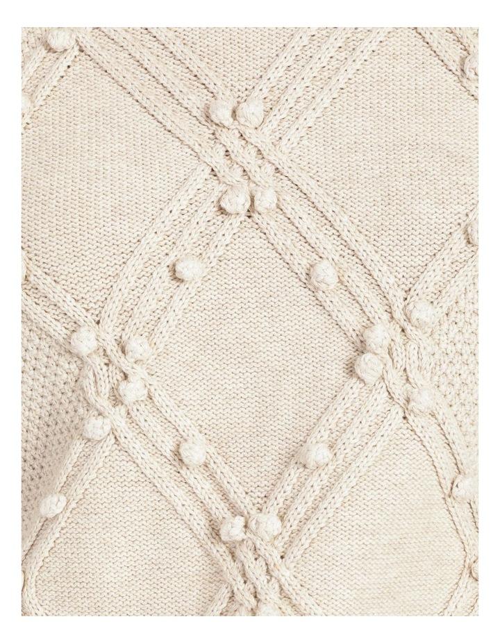 Bobble Knitted Jumper image 7