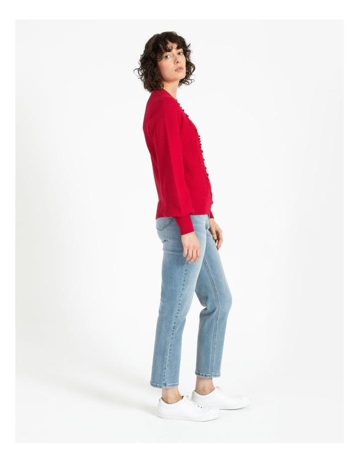 Bobble Knitted Jumper image 3