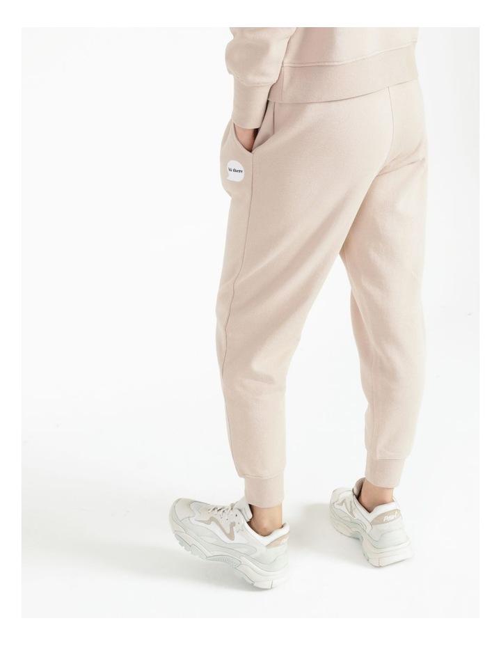 Organic Cotton Sweat Pants image 4
