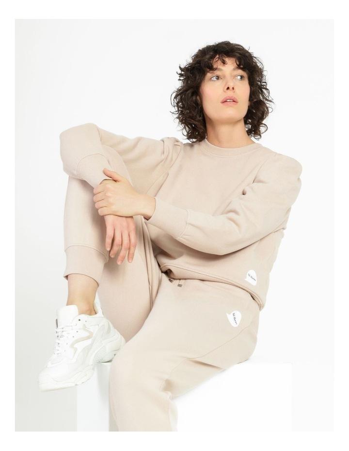 Organic Cotton Sweat Pants image 6