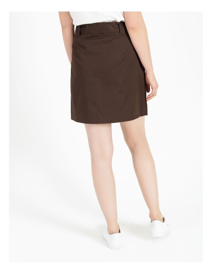 Safari Detail Mini Skirt image 3