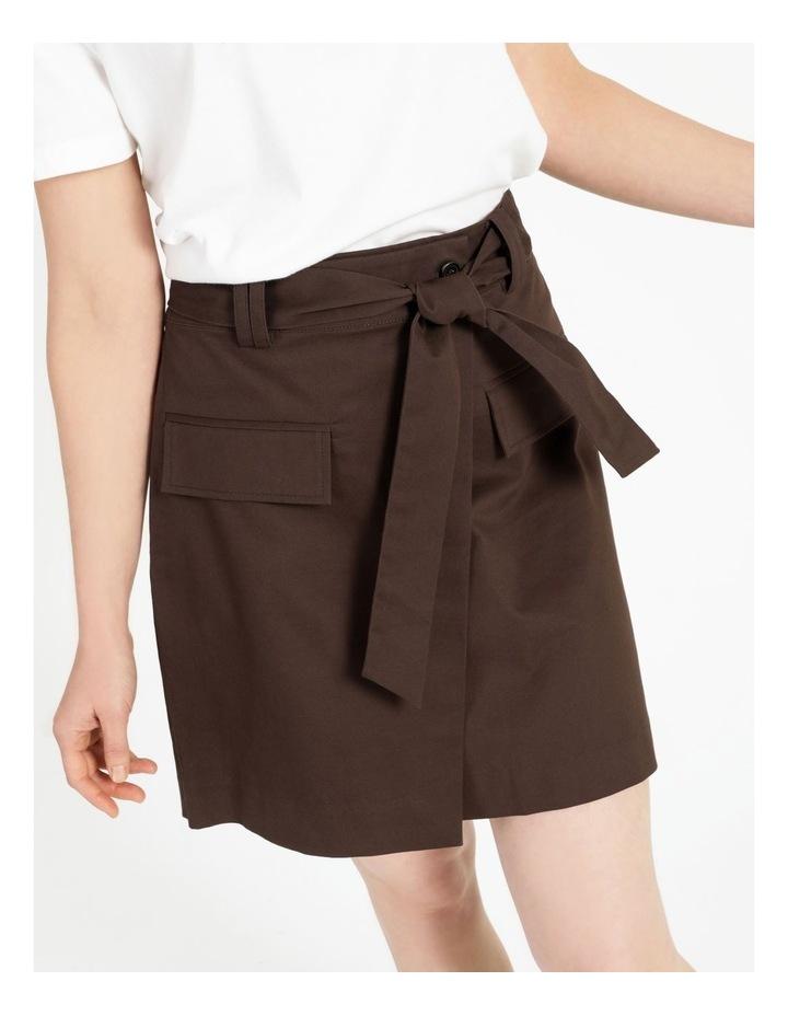 Safari Detail Mini Skirt image 4