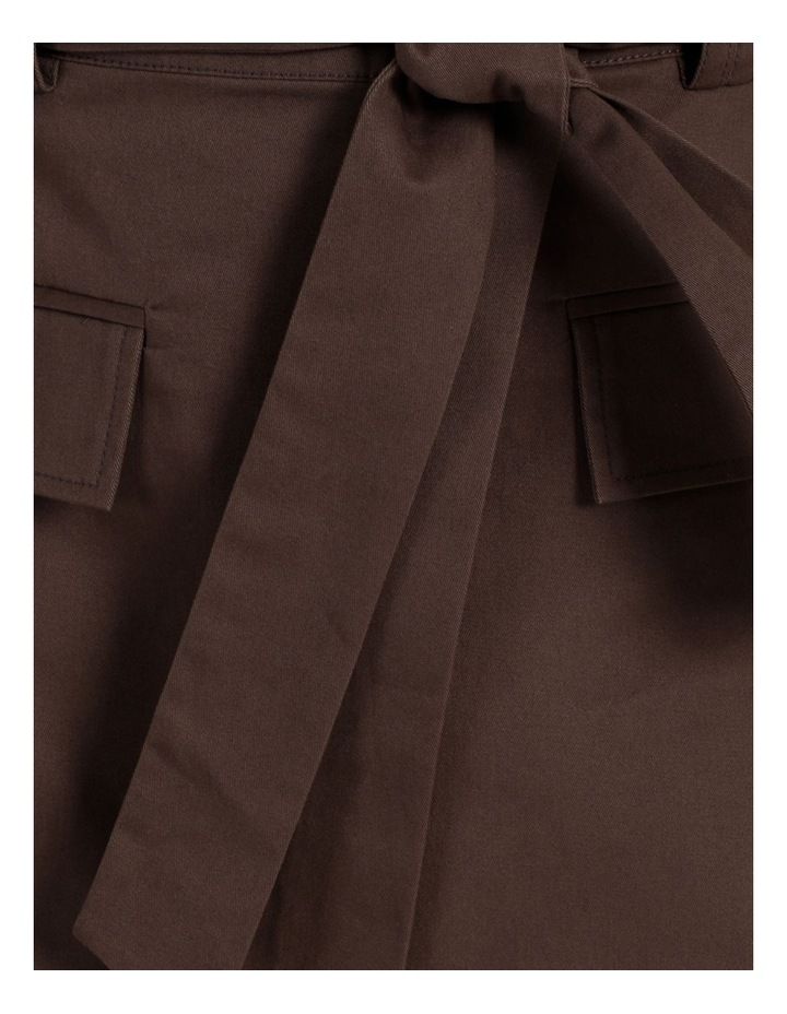 Safari Detail Mini Skirt image 5