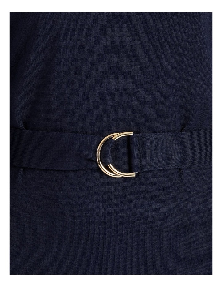 Knitted Polo Dress image 5