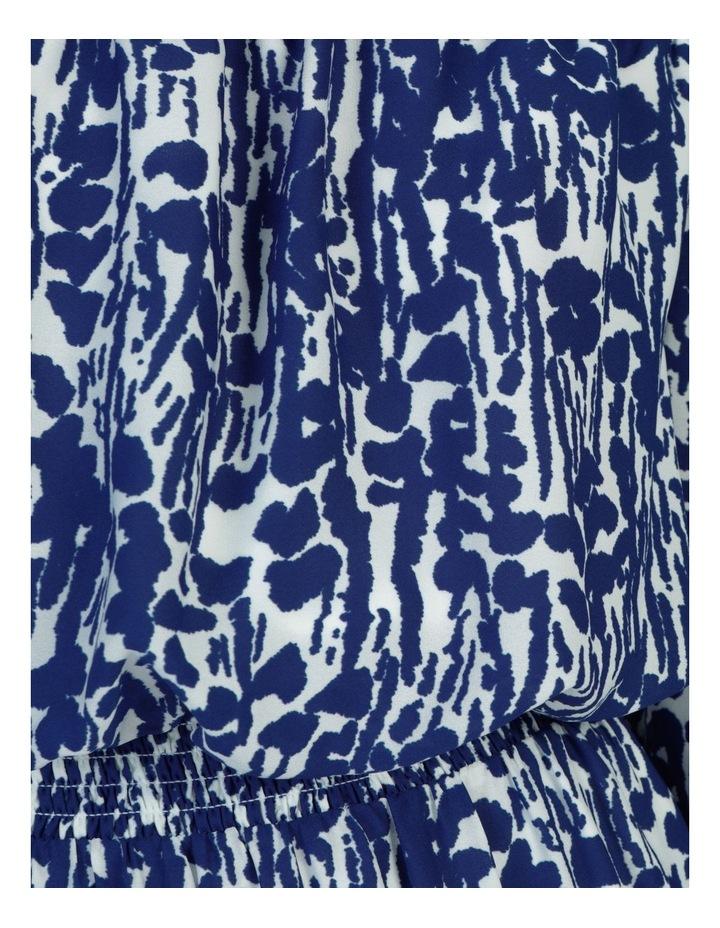 Off The Shoulder Midi Dress image 7