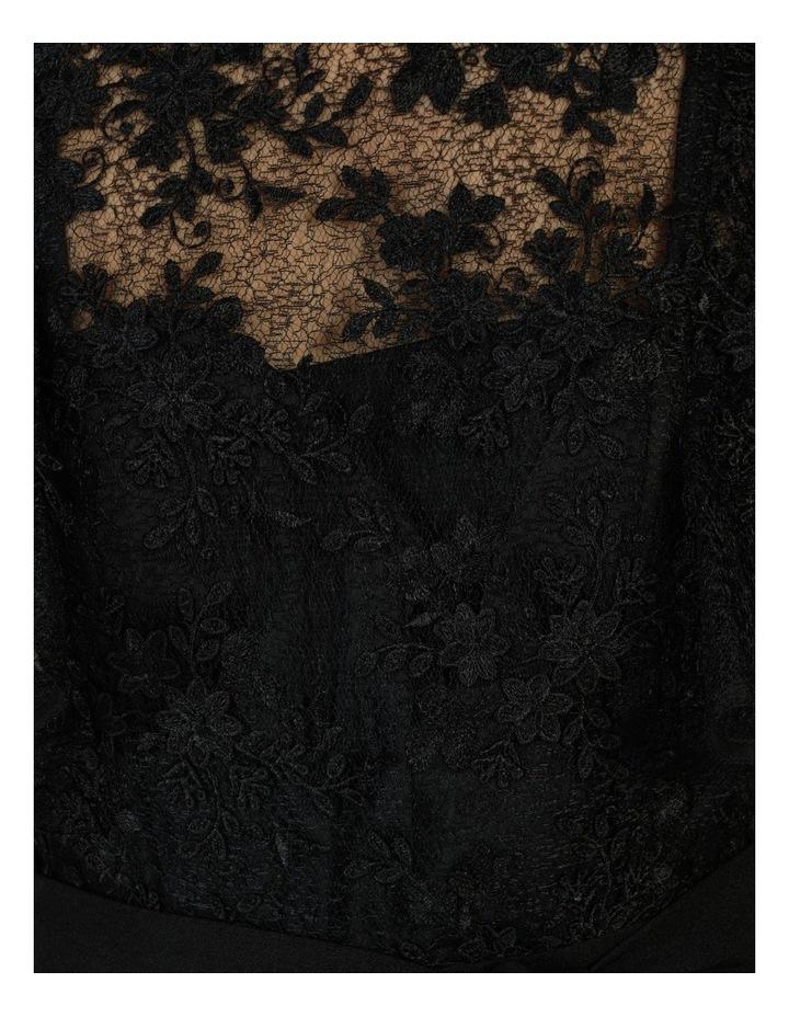 Lace Detail Jumpsuit Black image 7