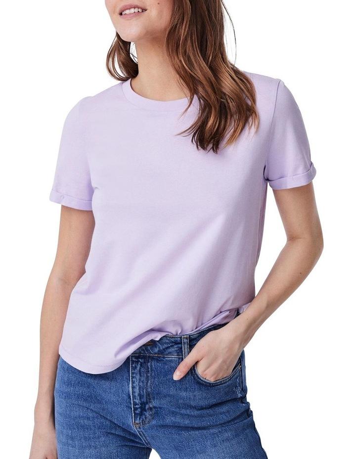 Paula T-Shirt Lilac image 1
