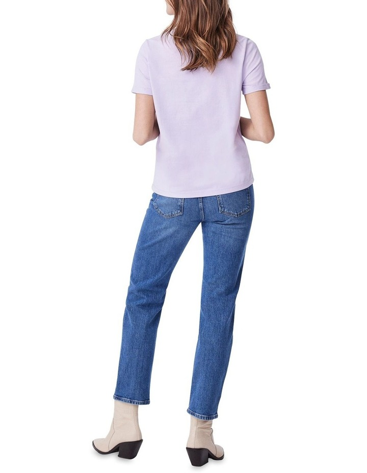 Paula T-Shirt Lilac image 2