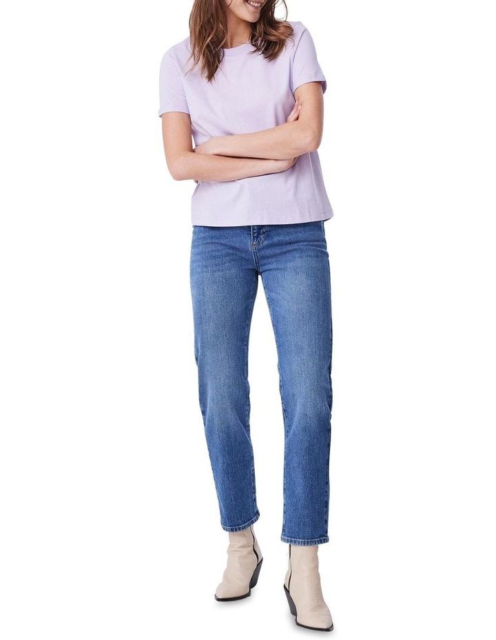 Paula T-Shirt Lilac image 3
