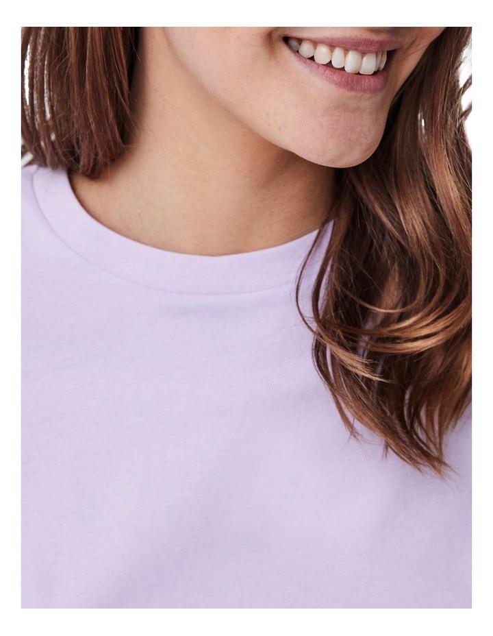 Paula T-Shirt Lilac image 4