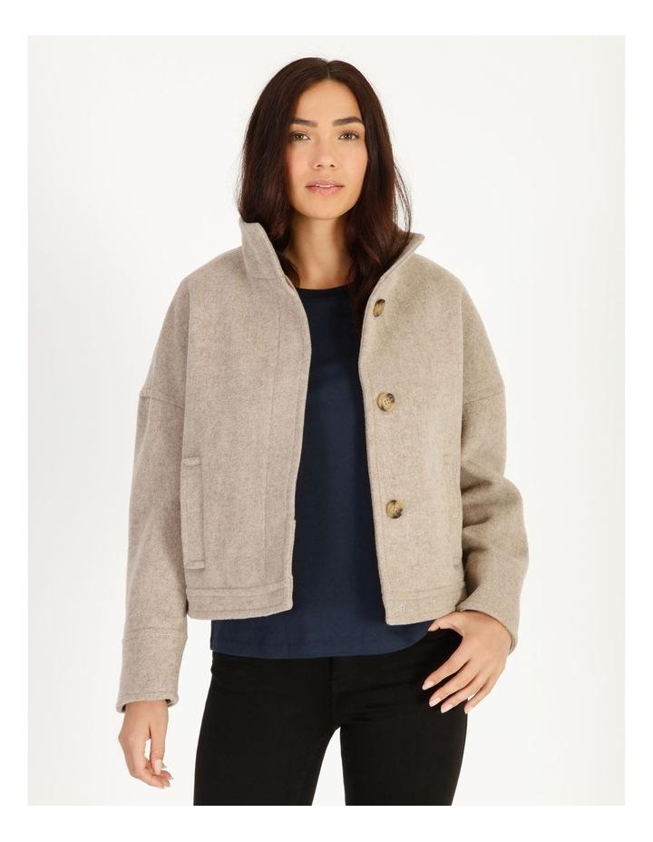 Noranorway Short Wool Jacket image 1
